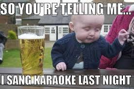 Funny Karaoke Meme - karaoke meme image gallery hcpr on funny karaoke meme broxtern