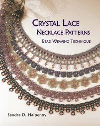 crystal lace necklace patterns images Free bead patterns and ideas the original butterfly necklace jpg