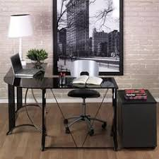 Office Max Desk Ls Realspace Lake Point L Desk 29 H X 56 W X 56 D Black By Office