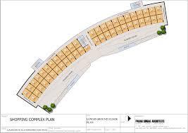 commercial complex floor plan plan gaur city galleria commercial shops