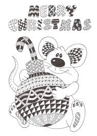 171 christmas colouring images coloring