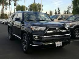 2013 4runner Limited Interior Used Toyota 4runner For Sale Carmax