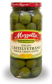 italian olives mezzetta