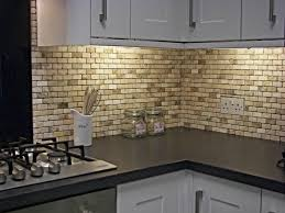chic grey mix bathroom wall tile gallery with brick effect kitchen
