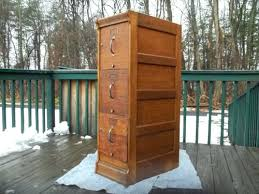 Antique Oak File Cabinet Antique Wooden File Cabinet Ings Antique Mission Oak File Cabinet