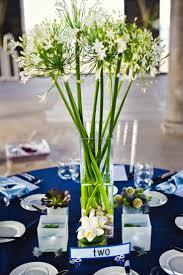 Blue Wedding Centerpieces by Best 25 Green Centerpieces Ideas On Pinterest Greenery