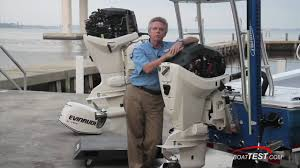 evinrude e tec 115 hp outboard engine 2011 performance test by