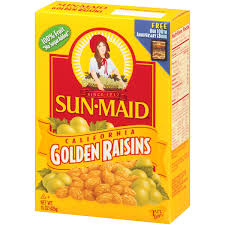 sun maid california golden raisins 15 0 oz walmart com