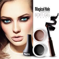 henna eye makeup aliexpress buy magical halo eyebrow brand enhancer makeup
