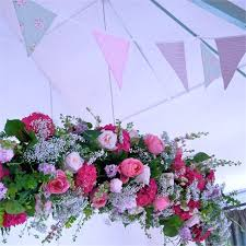 Wedding Arch Kent Flower Arch The Village Hall Kent Life Kent Life Inspiration