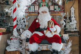 rad santa photo ops in themed fundraiser at surrey