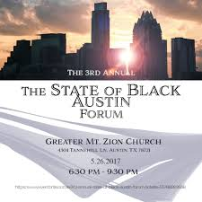 window state tx us 3rd annual state of black austin forum tickets fri may 26 2017