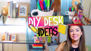 Diy Office Desk Accessories by Diy Desk Decor U0026 Organization Giveaway Easy U0026 Affordable