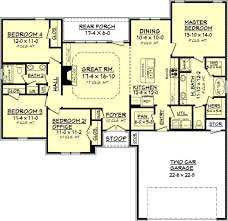 efficient floor plans 4 bedroom 2 bath european house plan alp 09cr allplans com