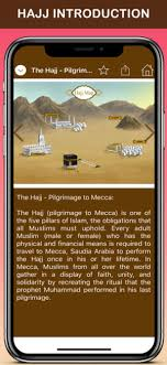 hajj steps hajj complete guide steps on the app store