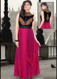 preferable party wear gowns collection catalog