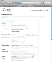 Gmail Sign Up Gmail Tutorial