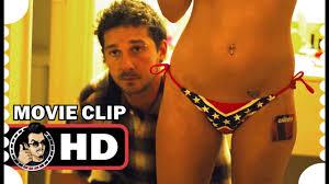Rebel Flag Swimsuits American Honey Movie Clip Krystal U0027s 2016 Shia Labeouf