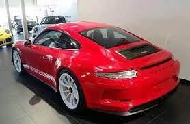 rosso corsa is this a rosso corsa porsche 911 r autoevolution