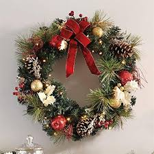 large christmas large christmas wreath