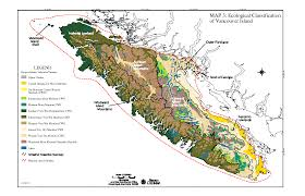 Victoria Bc Map Vancouver Island Land Use Plan