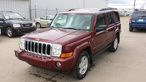 jeep commander vs patriot jeep commander sport awd gtr auto sales