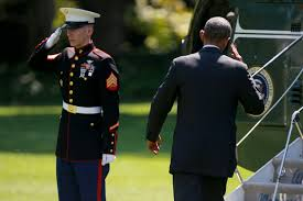What Is A Flag Officer Sorry The Presidential Salute Isn U0027t A Real Thing