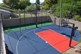 Backyard Sports Court by Sport Court Testimonials Sport Court