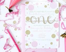 first birthday invitation 1st birthday invite baby