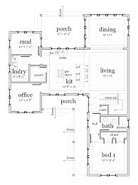 dan tyree country style house plan 4 beds 3 50 baths 2394 sq ft plan 64 289