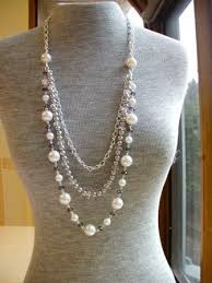 long necklace chain silver images 512 best jewelry wedding pearls images crystals jpg