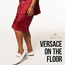 Hit The Floor Lyrics - bruno mars u2013 versace on the floor lyrics genius lyrics