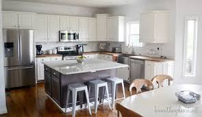 Kitchen Makeover Images - kitchen makeover reveal beneath my heart