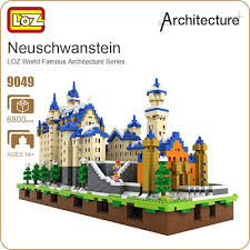 loz diamond blocks qoo10 loz diamond blocks architecture toys schloss
