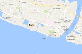 Map Curacao Holiday Beach Resort And Casino Hotel In Curacao