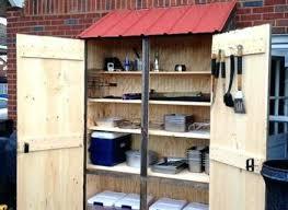 outdoor storage cabinet waterproof weatherproof cabinet outdoor storage livingurbanscape org