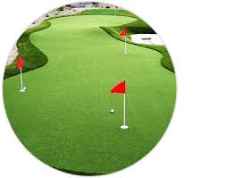 Making A Backyard Putting Green Synlawn Golf Practice Better Artificial Golf Grass Products