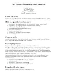 financial analyst resume exles 2 financial analyst resume summary financial analyst resume exle