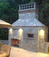 outdoor pizza oven and fireplace u2013 dolce vita specialty imports