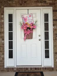 welcom home sign for front door welcome home baby pinterest