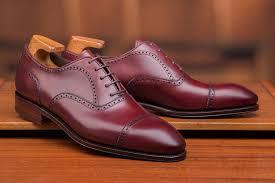 carmina men u0027s burgundy quarter brogue men u0027s shoes pinterest