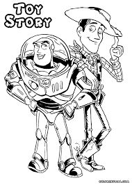 toy story coloring pages coloring pages download print