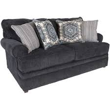 Dark Blue Loveseat Sofa U0026 Loveseats Best Prices Available Afw