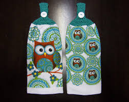 owl kitchen etsy