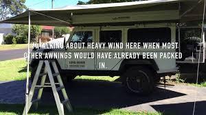 Jeep Wrangler Awning Bundutec Awning Review Bunduawn Foxwing Style Awning Youtube