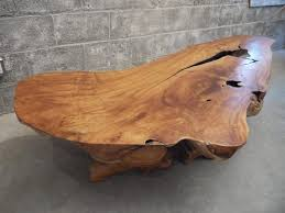Making A Wood Desktop by Dining Tables Live Edge Wood Furniture How To Make A Wood Slab