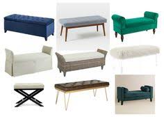 bedroom benches upholstered loving this tufted bench perfect for the end of a bed or extra