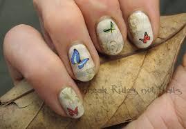 musical butterflies u2026 break rules not nails