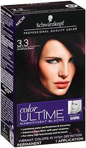 how to mix schwarzkopf hair color amazon com schwarzkopf color ultime hair color cream 3 3