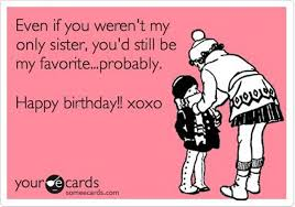 Funny Birthday Meme For Sister - birthday meme sister mne vse pohuj